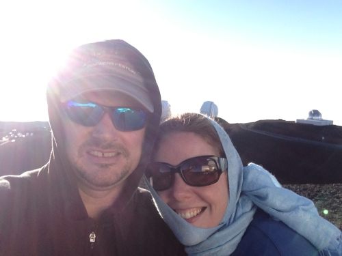Mauna Kea Summit - April 20th 2013